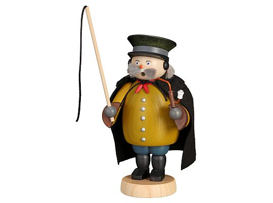Seiffen Handcraft - Incense Figure Coachman