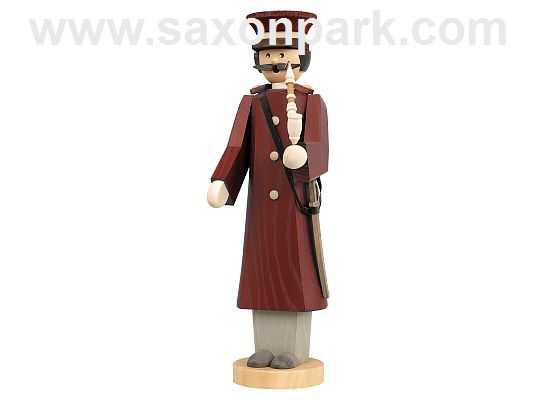 Seiffen Handcraft - Incense Figure Captain
