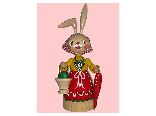 Mothes - bunny with headscarf