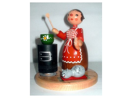 "Mothes - incense smoker cook"" (with video)"