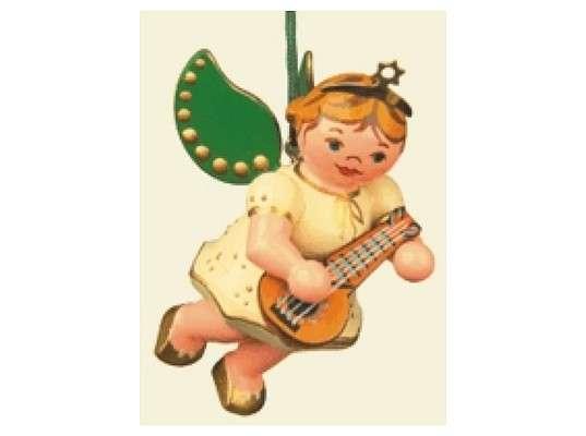 Hubrig - Angel with Mandolin
