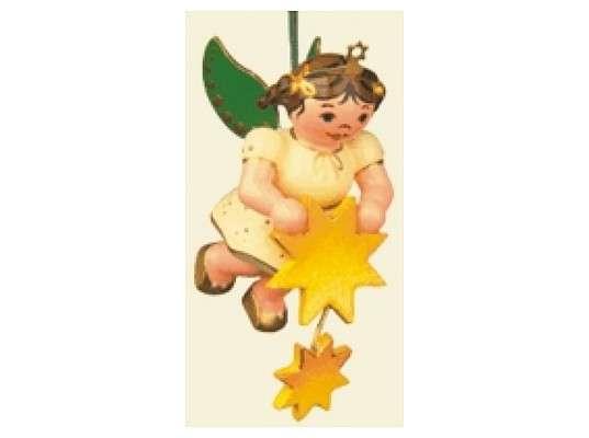 Hubrig - Angel stars taler