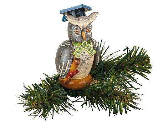 Hubrig - clip for a limb - owl
