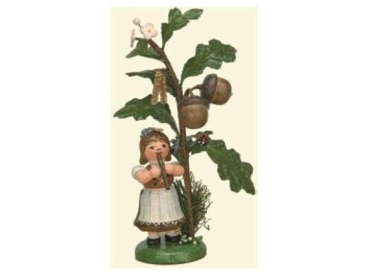 Hubrig - Child autumn acorn