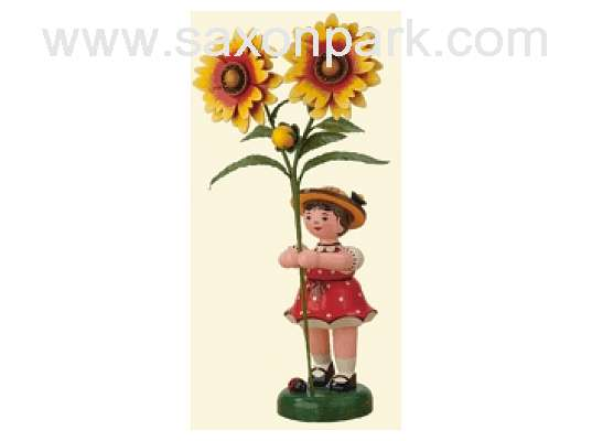 Hubrig - Blumenkind - Kokardenblume