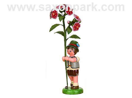 Hubrig - Boy with a Carnation bus