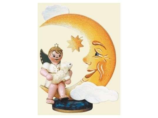 Hubrig - Angel Boy with Moon