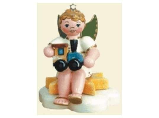 Hubrig - Angel Boy with train