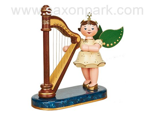 Hubrig - Angel - Harp