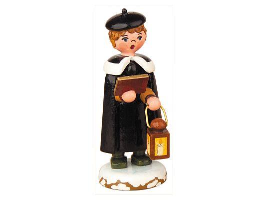 Hubrig - Church singer with a lantern