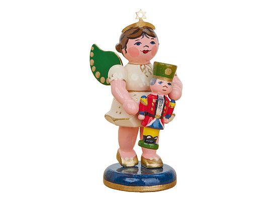 Hubrig - Angel with nutcracker