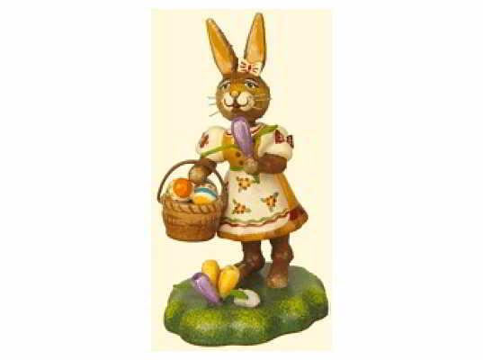 Hubrig - Rabbit mother with Crocus
