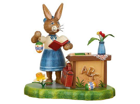 Hubrig - Bunny School Teacher female