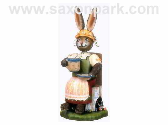 Hubrig - Bunny Girl Smoker - Gustel