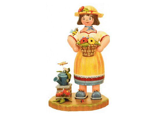 Hubrig - Incense smoker - gardener (female)