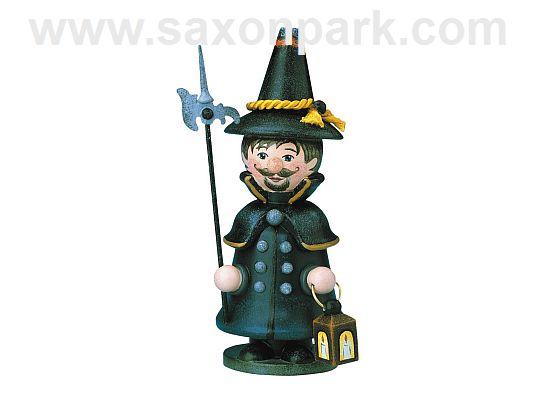 Hubrig - Incense smoker - Gnome Night-watchman