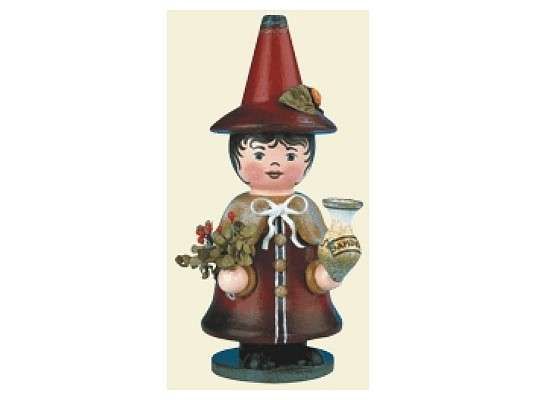 Hubrig - Incense smoker - Gnome Sandel Fee (with video)