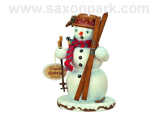 Hubrig - Incense smoker Snowman
