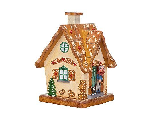 Hubrig - Smoker Gingerbread House