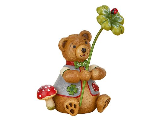 Hubrig - Teddy Lucky Charm Teddy (mini)