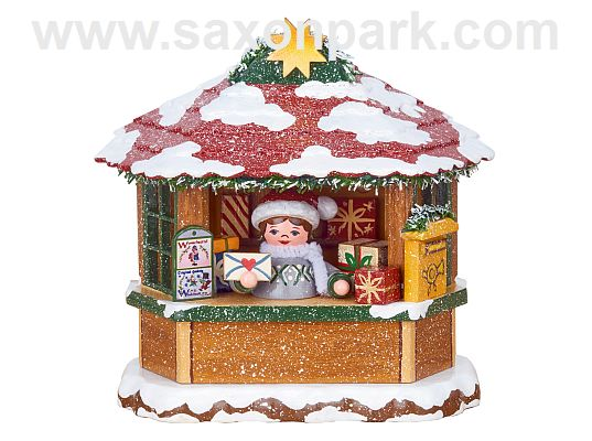 Hubrig - Wiki Postal office of Christmas (with video)