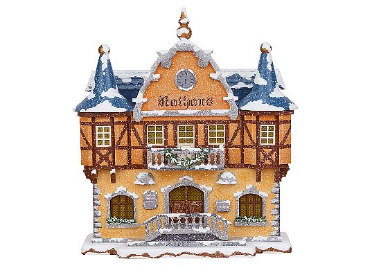 Hubrig - Winter Children Winterhouse Town Hall (available from  April/May 2020)