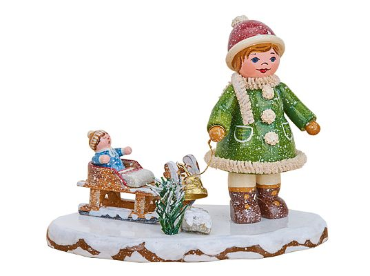 Hubrig - Winter children Oh, it is snowing, it is snowing