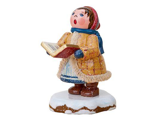 Hubrig - Winter children carolers - Johanna