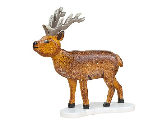 Hubrig - winter children deer 4 pieces