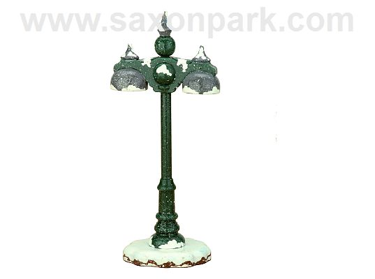 Hubrig - Electric Lamp