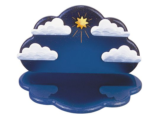 Hubrig - Standing cloud hanging