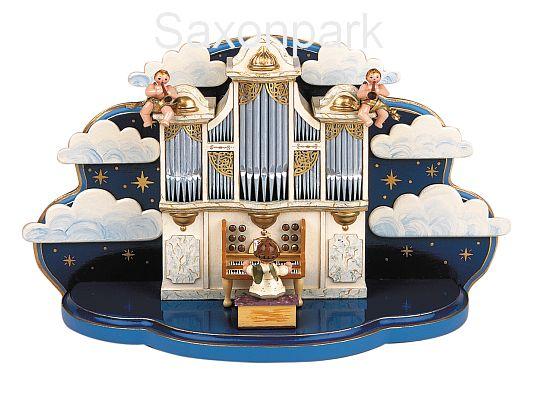 Hubrig - Orgel mit kleiner Wolke - ohne Musikwerk