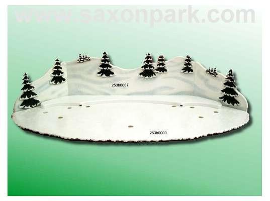 Hubrig - Diorama for winter landscape