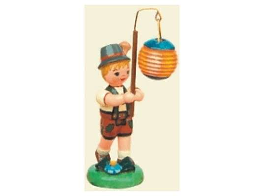 Hubrig - Boy with Ball Lantern