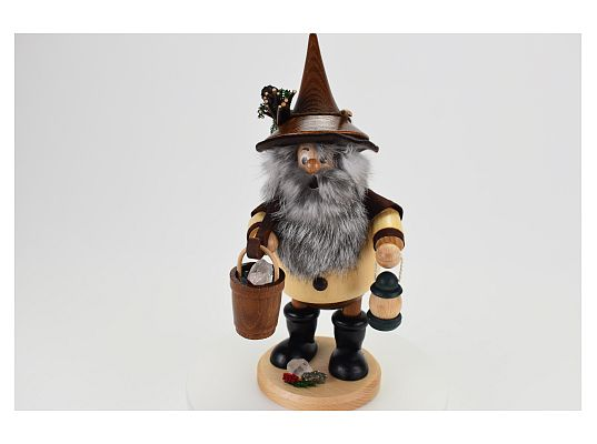 DWU - Smoker Dwarf Carrying Ore with buckets (with video)