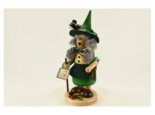 DWU -  Smoker Dwarf Girl with brushwood green (with video)