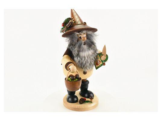 DWU -  Smoker Dwarf mushroom picker (with video)
