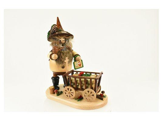 DWU - Smoker Dwarf with wagon (with video)