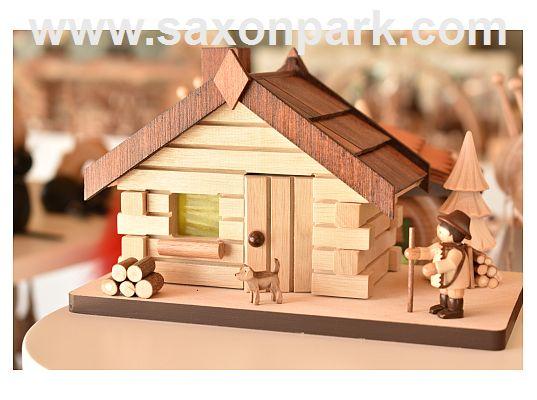 smoke house lumberjack (with video)