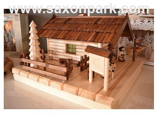 smoke house shelter