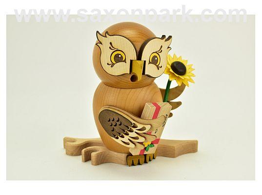 Kuhnert - smoker owl - congratulator (with video)