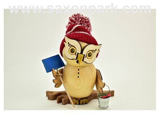 Kuhnert - smoker owl - snow tigress (with video)