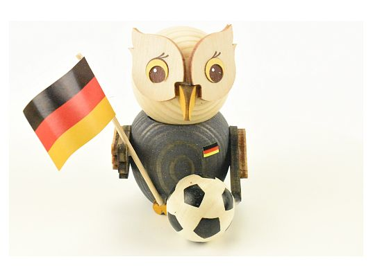 Kuhnert - Mini owl with football (with video)