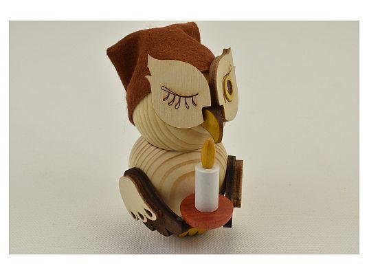 Kuhnert - Mini owl sleepyhead (with video)