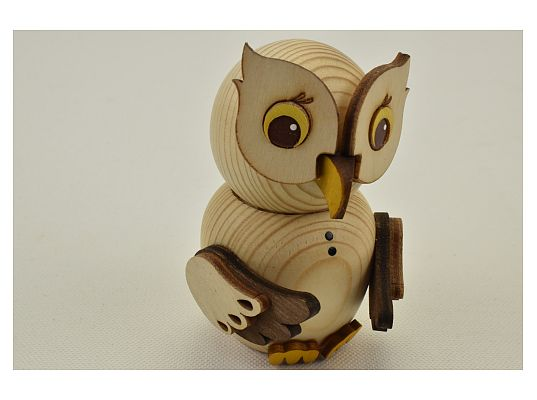 Kuhnert - Mini owl nature (with video)