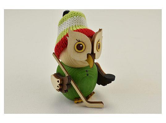 Kuhnert - Mini owl ice-hockey (with video)