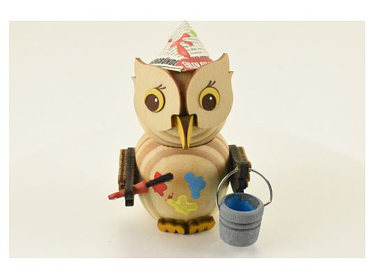 Kuhnert - Mini owl painter (with video)