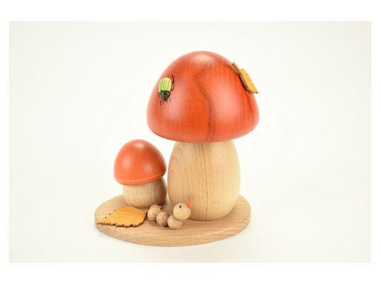 Kuhnert - Smoker Mushroom red cap