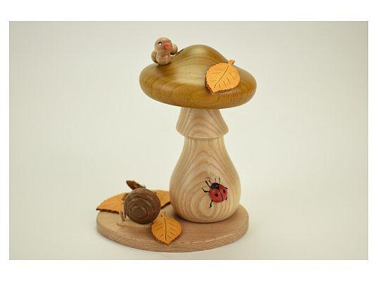 Kuhnert - Smoker Mushroom green body