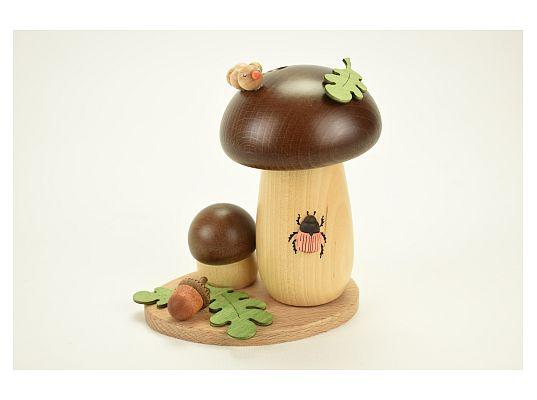 Kuhnert - Smoker Mushroom chestnut